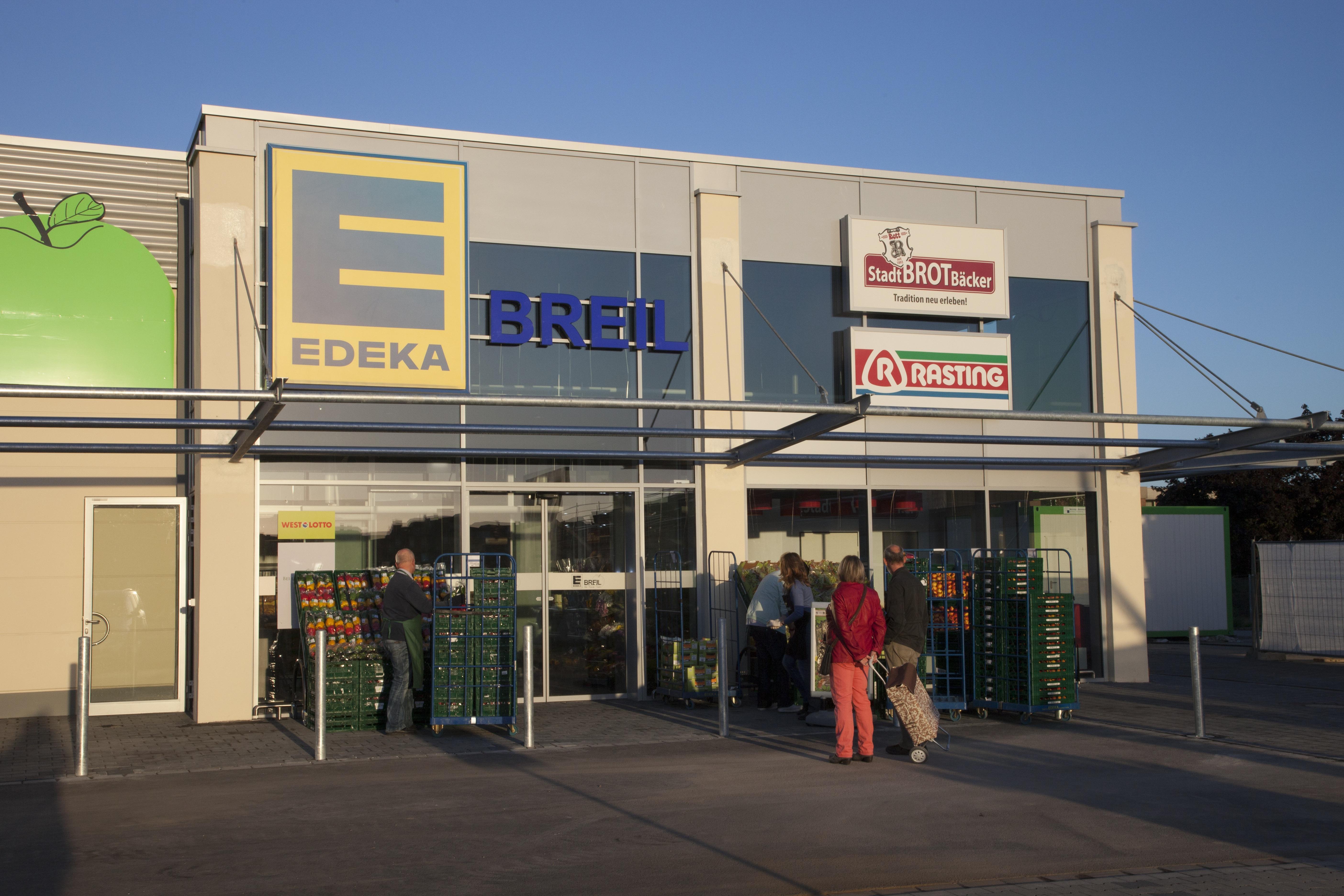 Edeka Breil Unser Markt